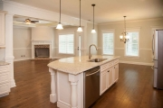 Norwood Construction's custom home on Kewick Lane at Coffee Bluff in Richmond Hill