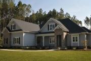 Norwood Construction custom home on Savannah Road